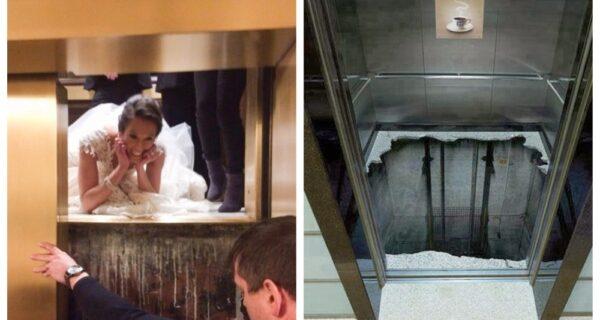 Ловушка: жуткие случаи, после которых вы задумаетесь перед тем, как заходить влифт