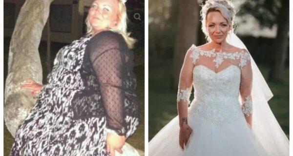 Любовь как лучшая диета: британка похудела на 63 кг перед свадьбой