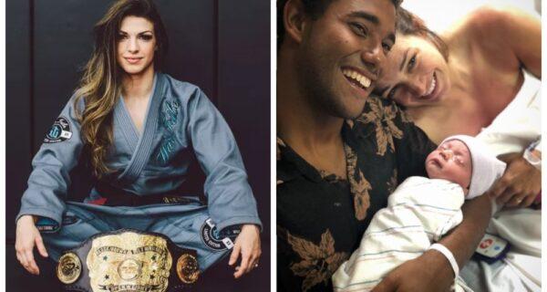 Боевая мамаша: из-за беременности бойца UFC за считанные минуты от нее отписались 20 тысяч человек