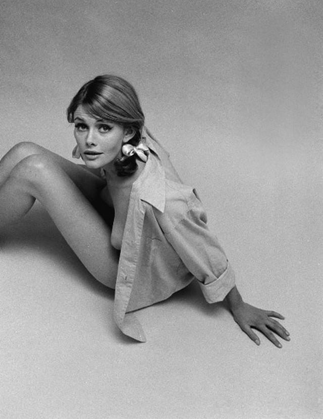 Сэм Хаскинс — мировой классик фотографии в стиле ню и просто певец женской красоты знаменитости,звезды,известные люди,Знаменитости