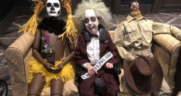20 людей, которые заслуживают приз за свои костюмы на Хэллоуин