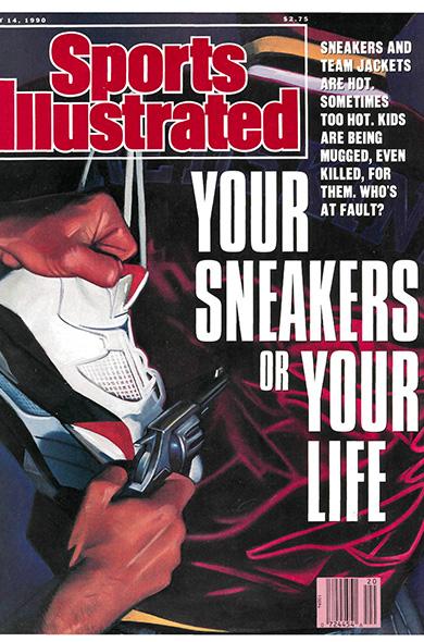 Война под знаменем Nike: почему в 80-е в США убивали за модные кроссовки и куртки