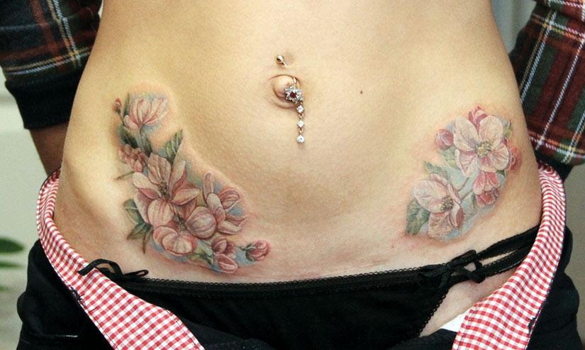 Женские интимные татуировки: что вы хотели о них знать, но стеснялись спросить Культура и искусство