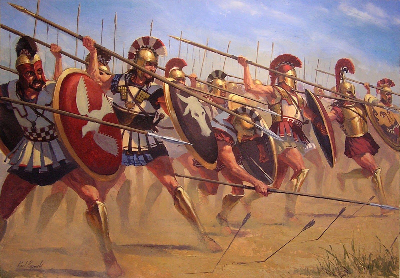 Античный боевик: невероятное отступление 10 тысяч греческих наемников из Персии фото