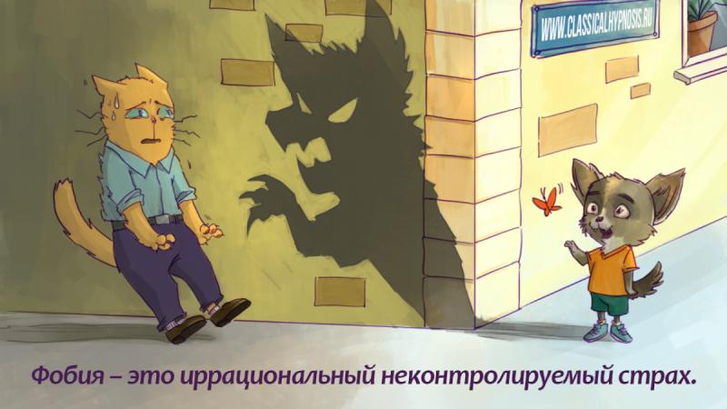 фобия и страх