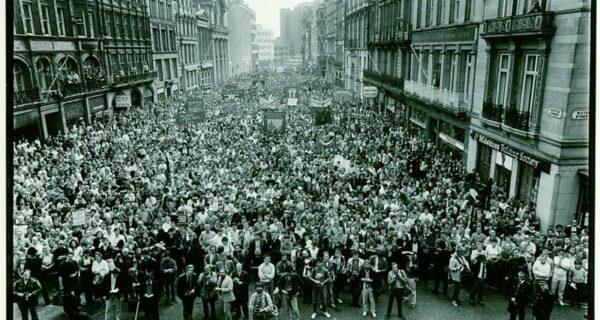 Неспокойный Ливерпуль в 1980‑х годах
