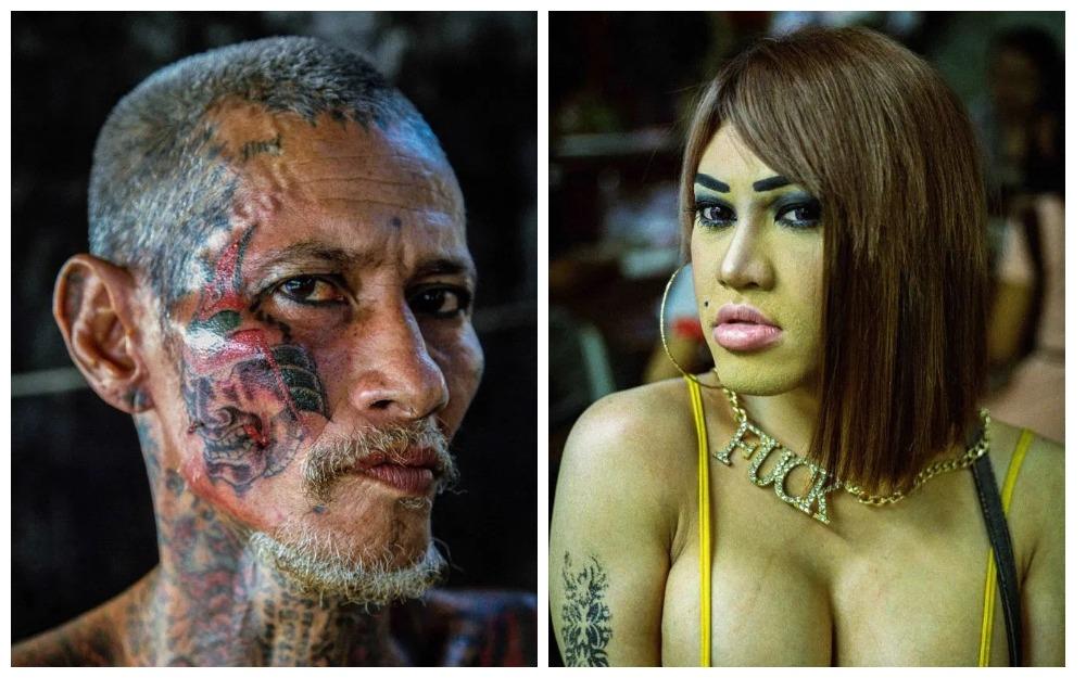 Адские трущобы Бангкока на впечатляющих снимках Сэма Грегга фото