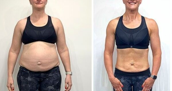 Избавилась от вредных привычек и лишнего веса: британка сбросила 19 кг всего за три месяца