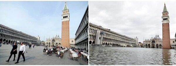 Самый большой потоп в Венеции за последние 50 лет: россияне пожертвовали миллион евро на восстановление города наводе