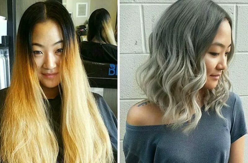 Screenshot 1 1 800x527 - 20 фото людей «до и после» того, как они обрезали свои длинные волосы