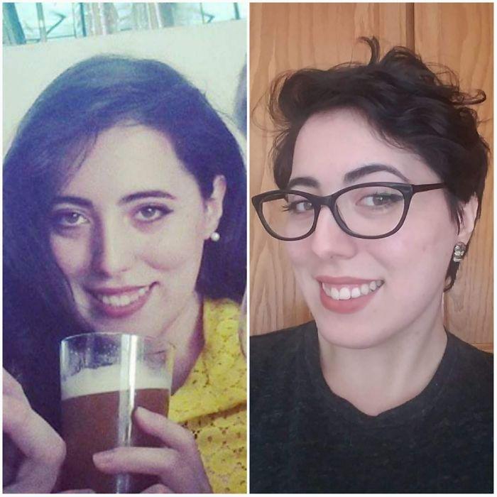 c 4c6daaa9 0bc5 4b1a a457 8f817431a2b5 59693ee63e290  700 - 20 фото людей «до и после» того, как они обрезали свои длинные волосы