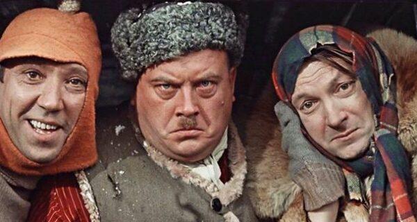 Тест: Сможете ли вы угадать советский фильм по одному кадру?