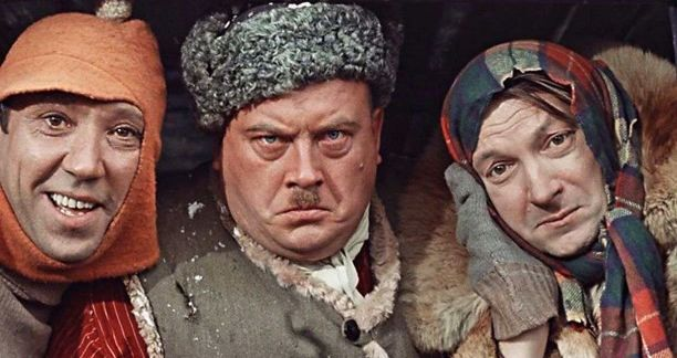 Тест: Сможете ли вы угадать советский фильм по одному кадру? фото