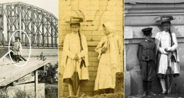 «Девочка-фантом» из Красноярска: загадка фотографий, сделанных 100 летназад