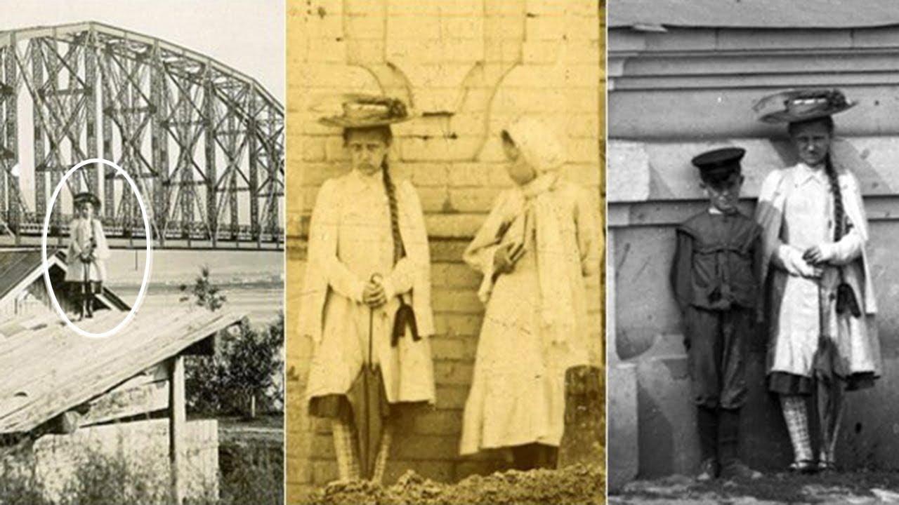 «Девочка-фантом» из Красноярска: загадка фотографий, сделанных 100 лет назад фото