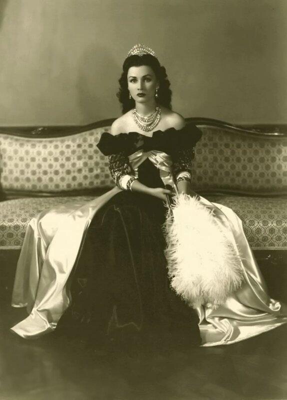 Удивительная судьба красавицы Фавзии Фуад, последней принцессы Египта