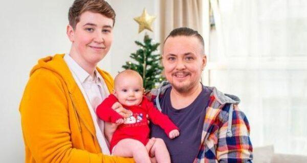 Трансгендер помог родить ребенка трансгендеру от трансгендера