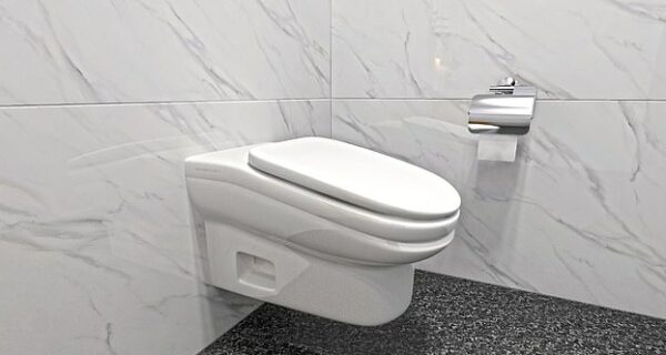 Унитаз под наклоном: стартап, отучающий сотрудников долго сидеть в туалете