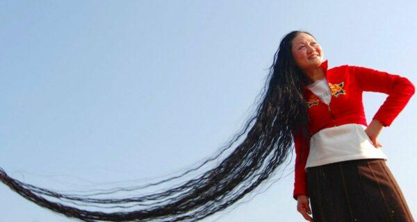 Топ-10 обладателей самых длинных волос вмире