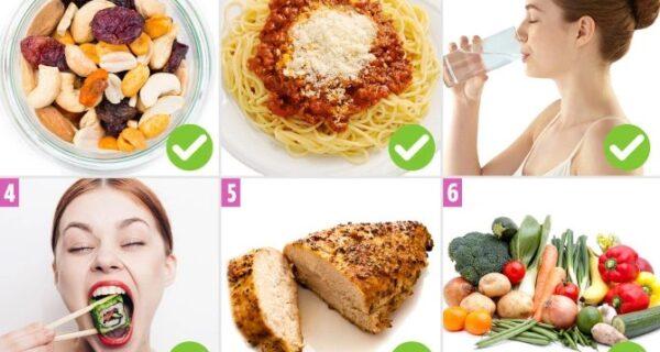 Худеем легко и здорово: 6 способов попрощаться с лишним весом перед зимними праздниками