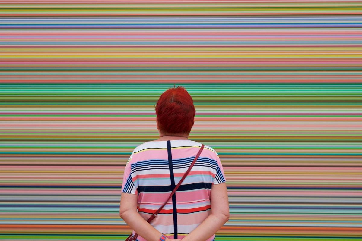 Проект «Люди, соответствующие произведениям искусства» австрийского фотографа Стефана Драшана