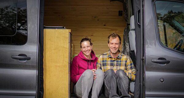 Супруги променяли размеренную жизнь на нескончаемое путешествие