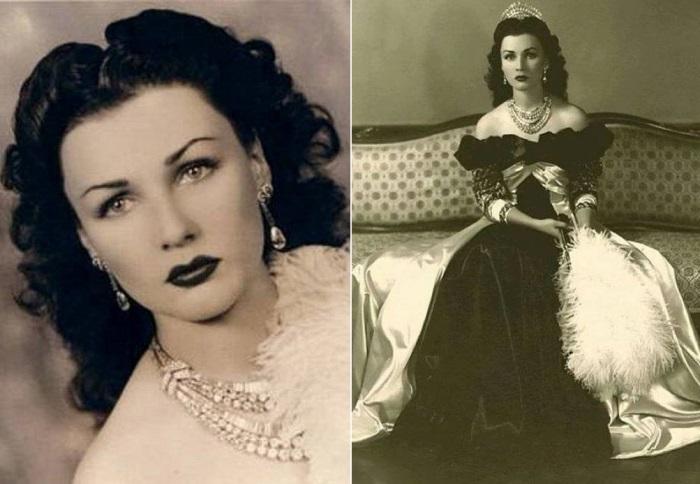 Удивительная судьба красавицы Фавзии Фуад, последней принцессы Египта фото