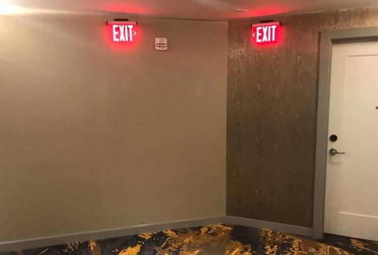 Отели, которые должны пересмотреть свои дизайнерские решения