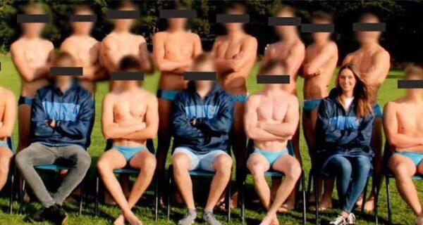 Развратная училка: в элитном южноафриканском колледже преподавательница переспала с 5 учениками