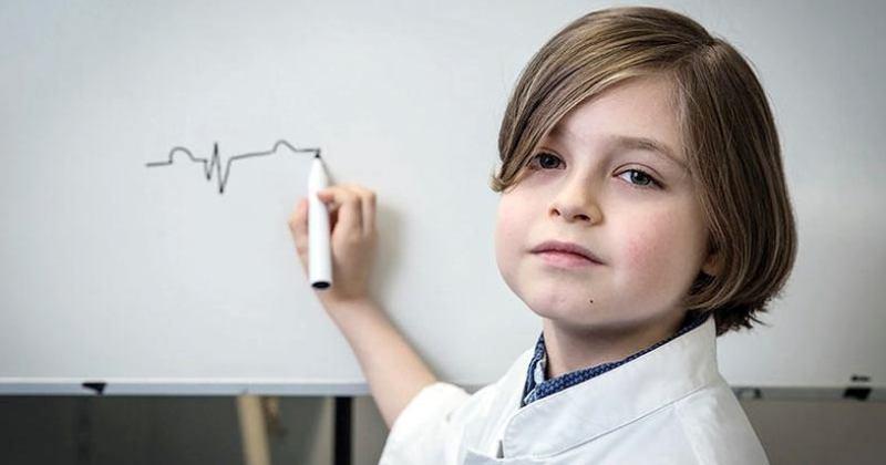 Почему 9-летний вундеркинд Лоран Симонс бросил университет фото