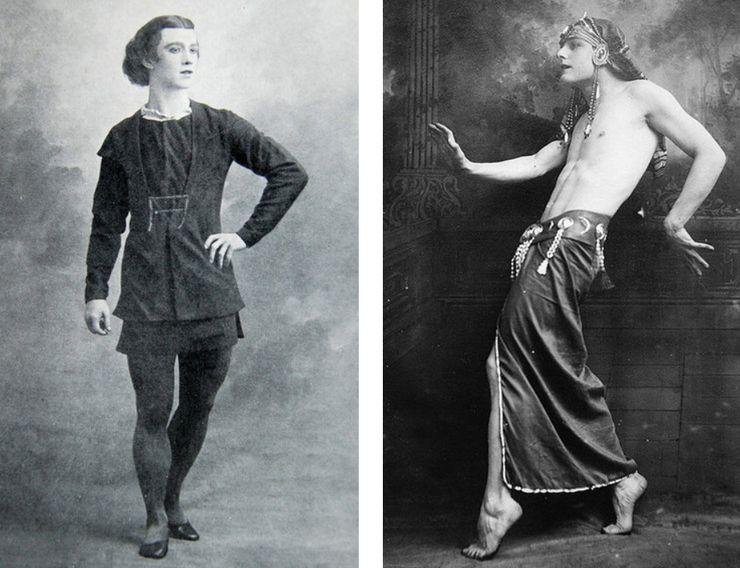 Продажная любовь: исторические деятели, которые были одержимы проститутками