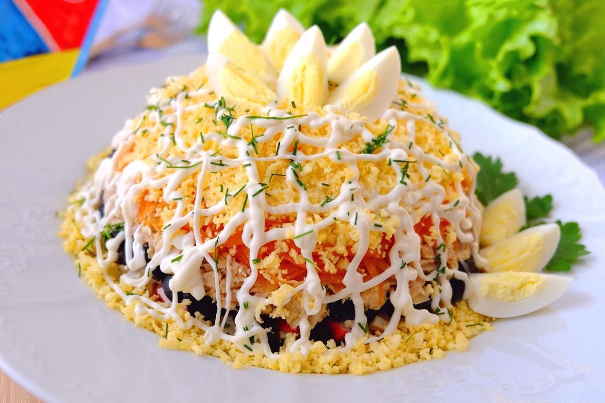 Салат в форме сердце рецепты с фото нужен