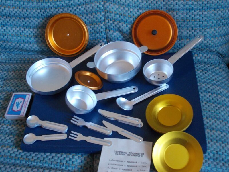 Бидоны, креманки, шайки и еще 11 видов посуды советских времен История