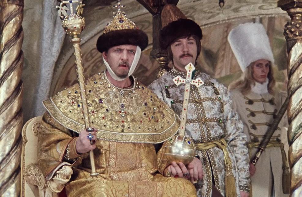 Сложный тест на знание фильма «Иван Васильевич меняет профессию» фото