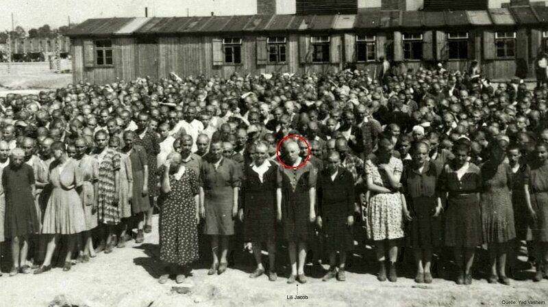 Фото Освенцима в цвете: так еще страшнее