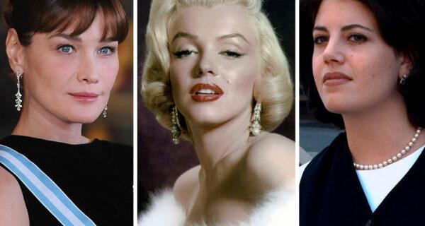 От Мэрилин Монро до Моники Левински: 5 самых известных любовниц президентов