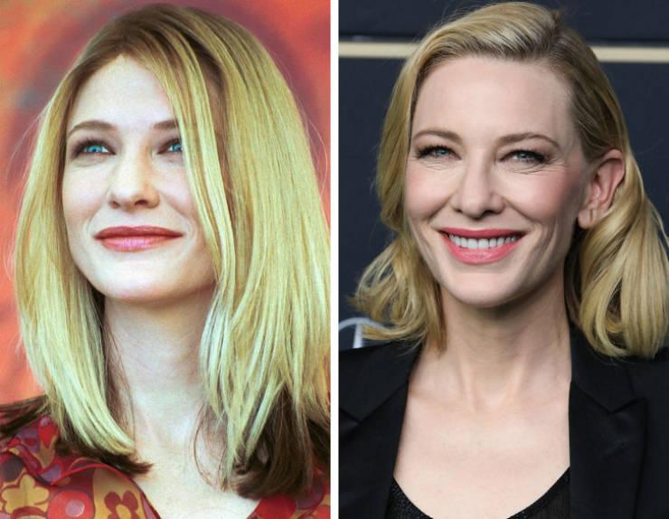20 женщин-знаменитостей, которые не боятся стареть