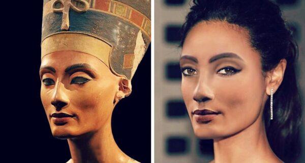 Как бы выглядели исторические личности, если бы они жили в нашевремя