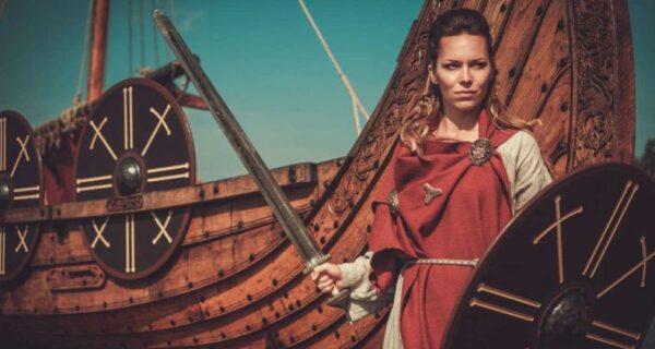 Строптивая невеста Сигрид Гордая, уничтожившая трех конунгов и убившая богатыря Добрыню