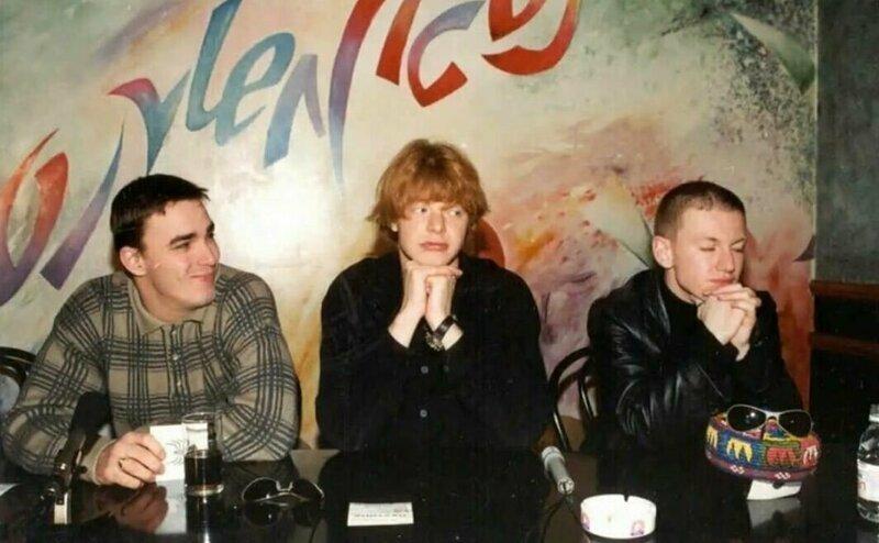 Как молоды они были: архивные фото отечественных звезд из 90-х