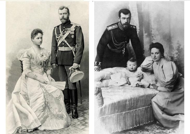 Николай II и Александра: медовый месяц длиной в 23 года знаменитости,звезды,известные люди,Знаменитости