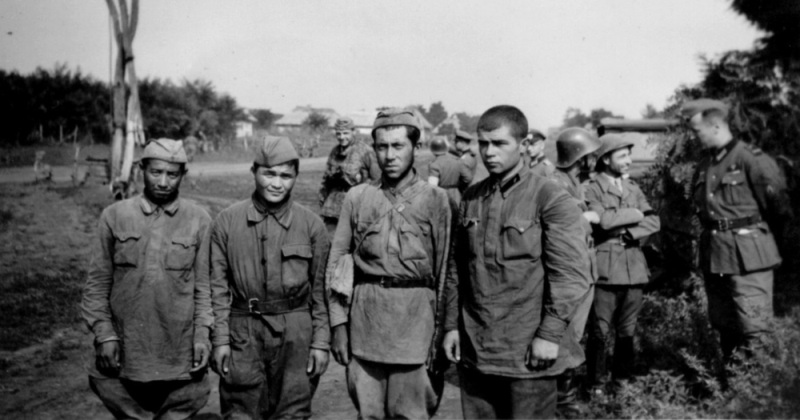 Подвиг узбекских солдат в немецком плену, о котором никто не знал фото
