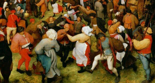 «Танцующая чума» Средневековья — смертельная эпидемия, о природе которой спорят до сихпор