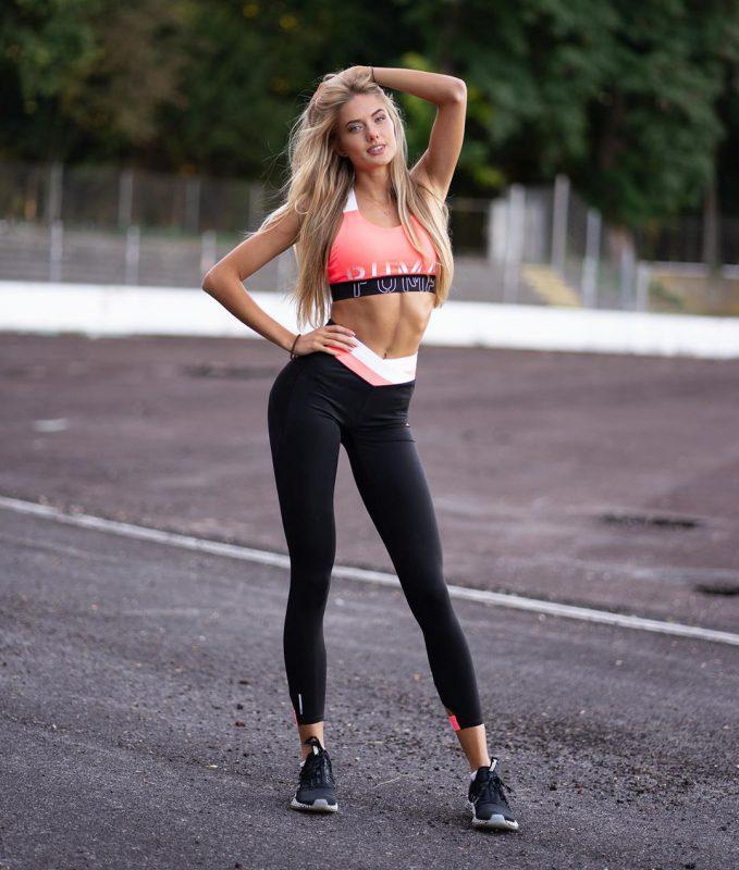 16 фото Алисы Шмидт — самой сексуальной спортсменки мира
