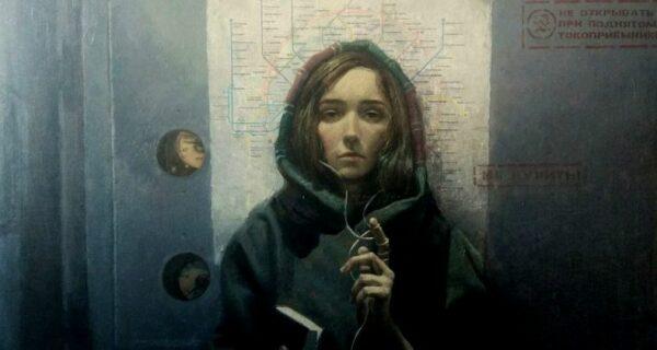 Художник Андрей Шатилов: аналоговый творец цифровой эпохи