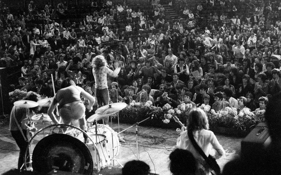 Каким был мир полвека назад, в январе 1970