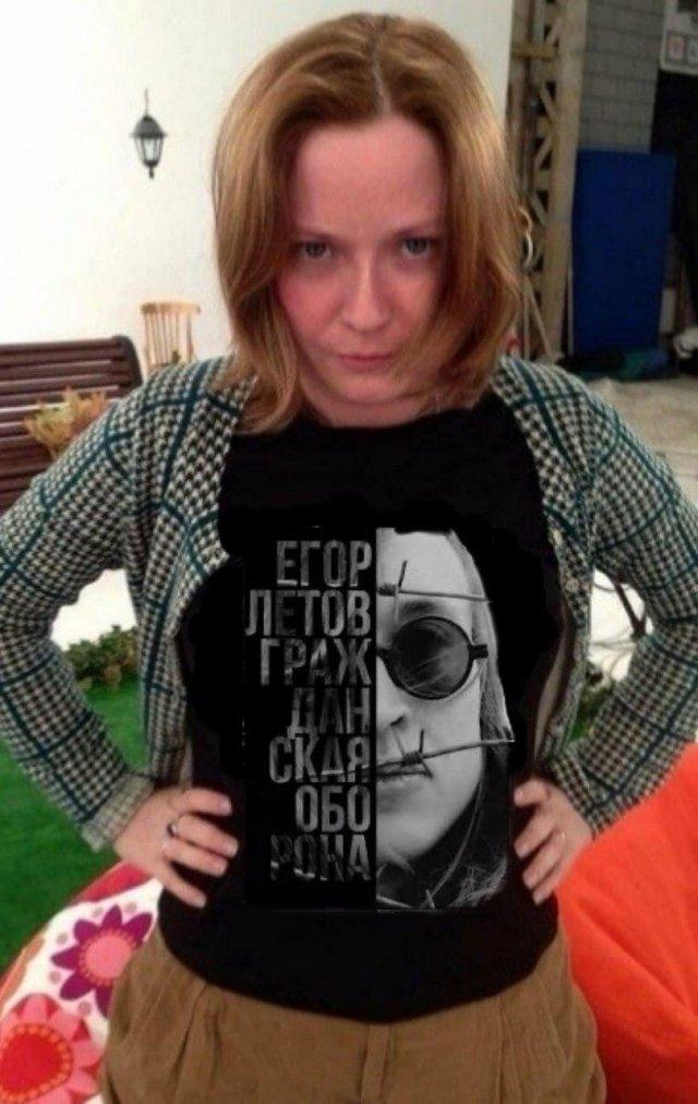 Новый министр культуры и старый мем: футболка Ольги Любимовой