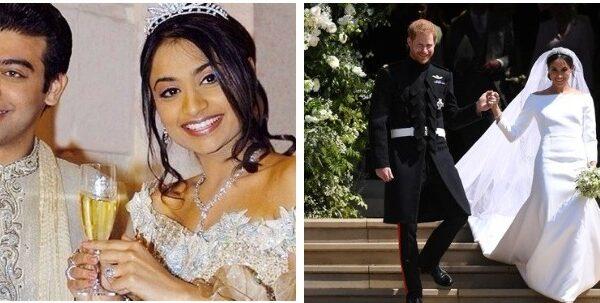 Ах, эта свадьба! 10 самых роскошных бракосочетаний ушедшего десятилетия
