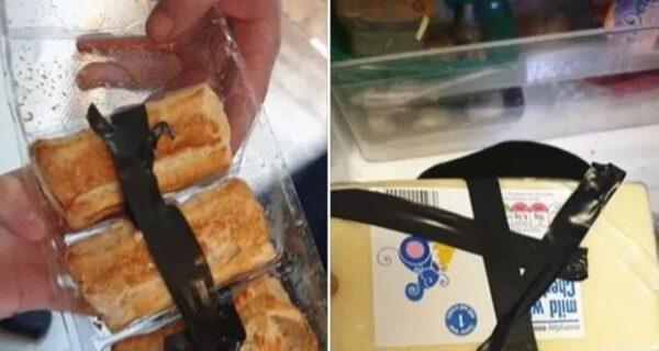 Сыта по горло: Женщина заклеила изолентой все вкусняшки в доме, чтобы муж их не слопал