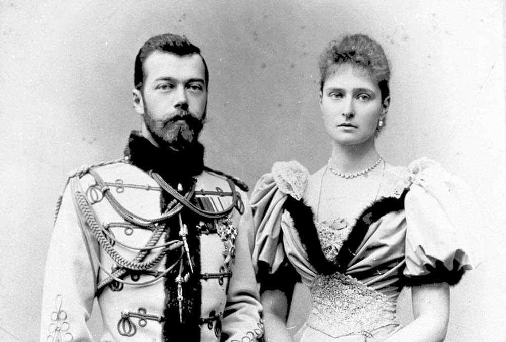 Николай II и Александра: медовый месяц длиной в 23 года